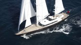 Yacht PANTHALASSA by Perini Navi 